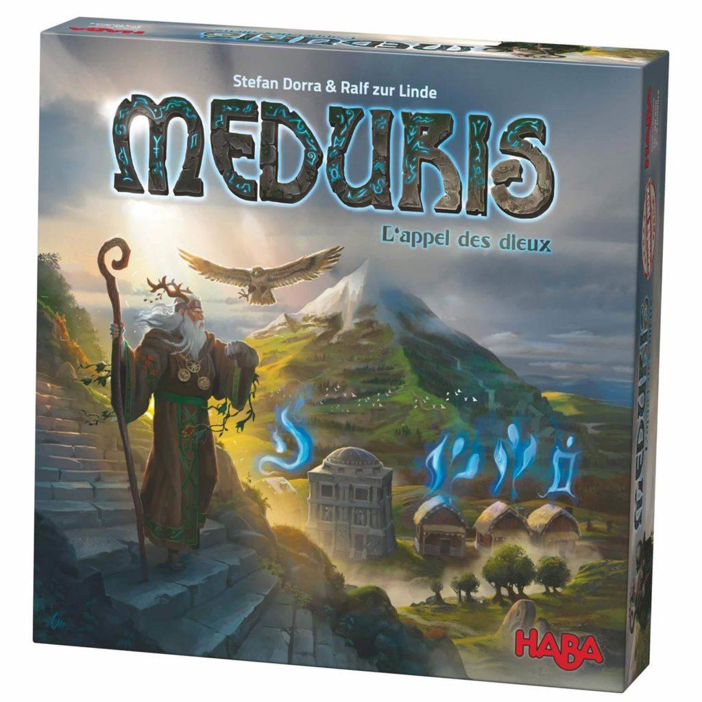 Meduris, le jeu de stratégie HABA pour les plus grands
