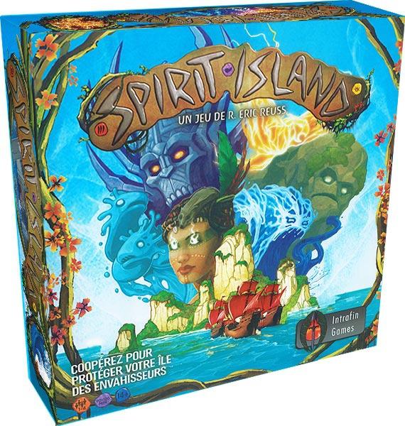 Spirit Island, le jeu collaboratif qui va vous faire entrer dans le monde des esprits