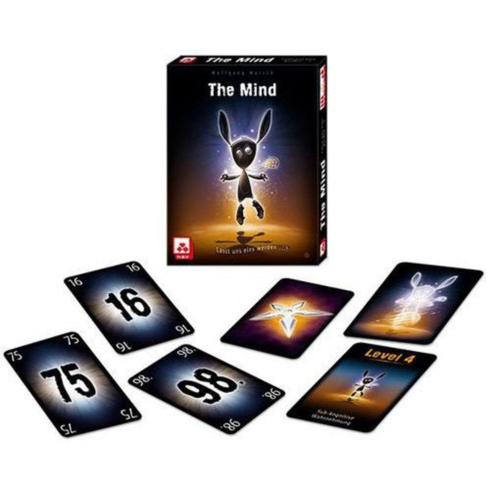 The Mind, le jeu collaboratif qui fait appel à la télépathie