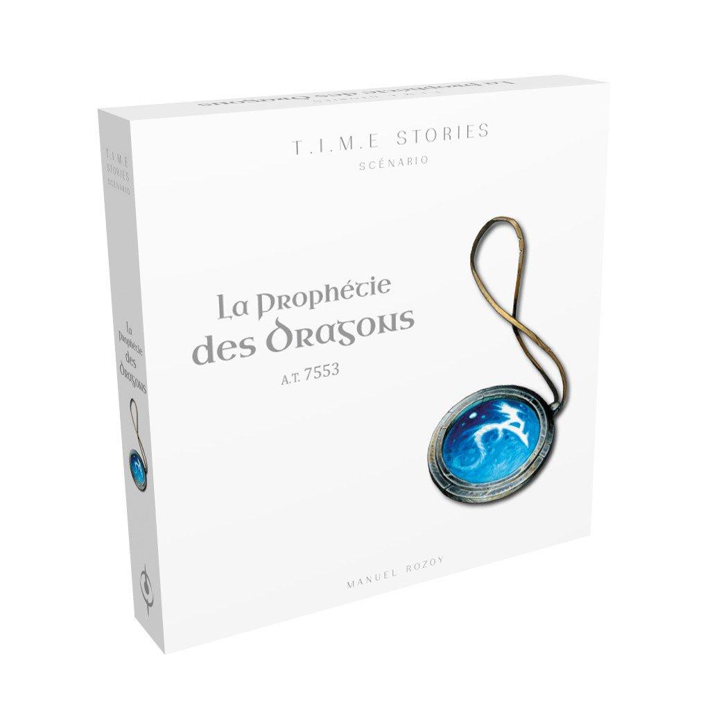 Time Stories La Prophétie Des Dragons, le n°1 des meilleurs jeux de société coopératifs