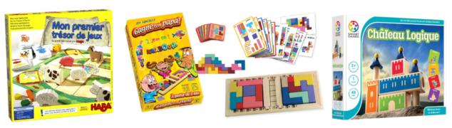 Les meilleurs jeux de société pour les enfants de 3 ans